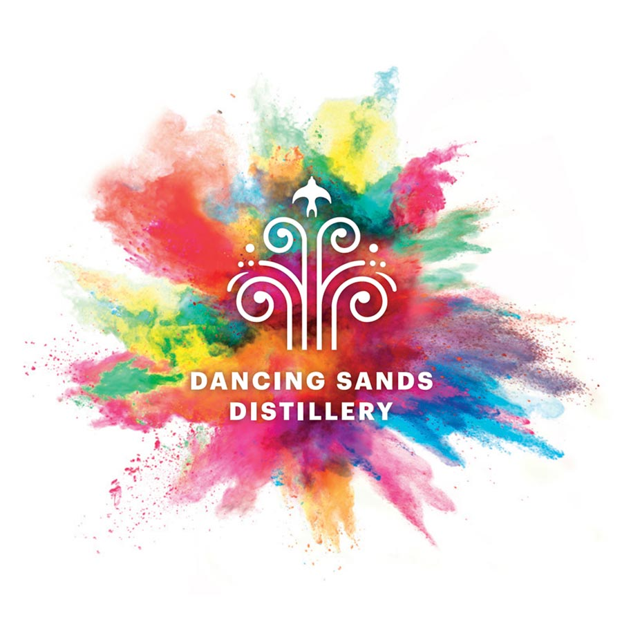 Dancing Sands Distillery Logo